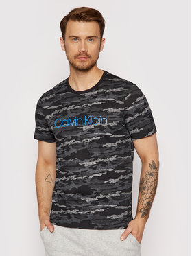 Calvin Klein Underwear Calvin Klein Underwear Tričko 000NM2095E Čierna Regular Fit