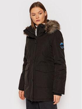 Superdry Superdry Куртка парка Everest W5010978A Чорний Regular Fit