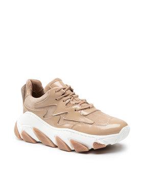 Carinii Carinii Sneakersy B5822 Brązowy