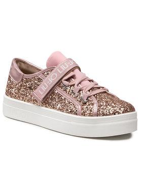 Liu Jo Liu Jo Sneakersy Alicia 26 4A1701 TX007 D Růžová