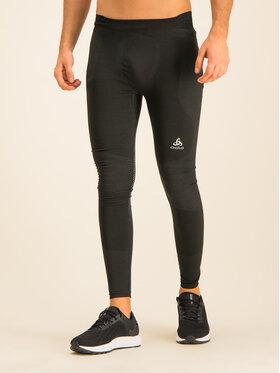 Odlo Odlo Долни мъжки клинове Performance Warm Bl 188052 Черен Slim Fit
