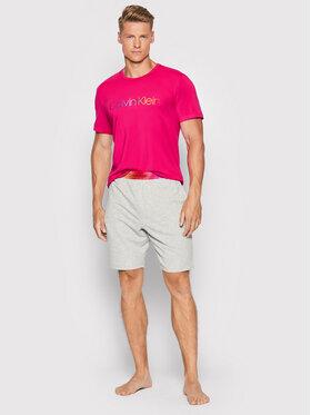 Calvin Klein Underwear Calvin Klein Underwear Piżama Pride 000NM2090E Kolorowy