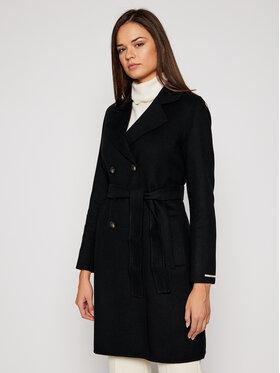 Marella Marella Trench-coat Teiera 30160708 Noir Regular Fit