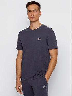 Boss Boss T-Shirt Mix&Match 50381904 Granatowy Regular Fit