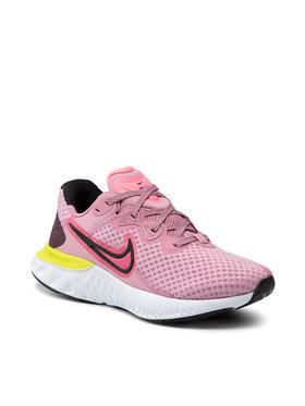 Nike Nike Обувки Renew Run 2 CU3505 601 Розов