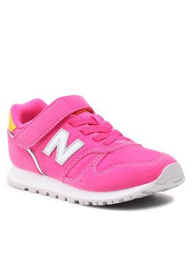New Balance New Balance Sneakersy YV373WP2 Różowy