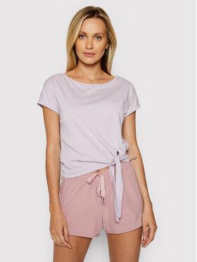 4F 4F Блуза H4L21-TSD023 Виолетов Regular Fit