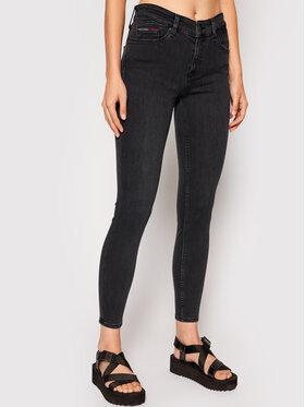 Tommy Jeans Tommy Jeans Blugi Shape DW0DW1028 Gri Skinny Fit