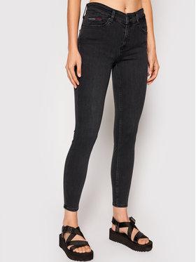 Tommy Jeans Tommy Jeans Džinsai Shape DW0DW1028 Pilka Skinny Fit