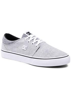 DC DC Sneakers aus Stoff Trase Tx Se ADYS300123 Grau