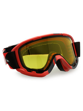 Quiksilver Quiksilver Ochelari ski Sherpa Bad Weather EQYTG03102 Roșu