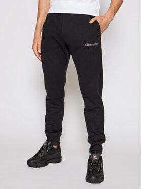 Champion Champion Pantalon jogging Script Logo 214198 Noir Custom Fit