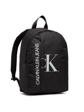 Calvin Klein Jeans Calvin Klein Jeans Раница Hybrid Logo Backpack IU0IU00181 Черен