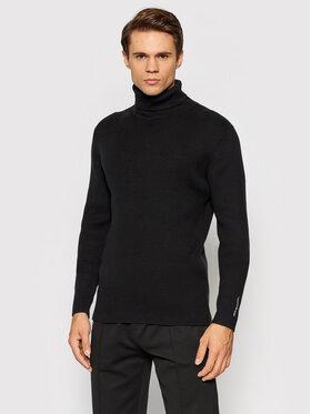 Calvin Klein Jeans Calvin Klein Jeans Golf J30J318815 Czarny Slim Fit