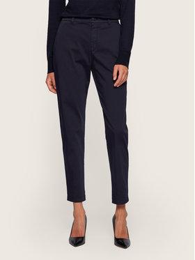Boss Boss Чино панталони C_Tachini-D 50435808 Тъмносин Regular Fit