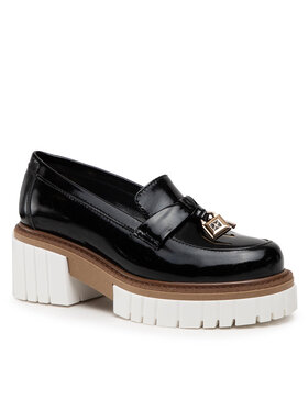 Carinii Carinii Κλειστά παπούτσια B7622 Μαύρο