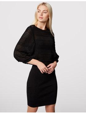 Morgan Morgan Každodenné šaty 211-RMGIGI Čierna Slim Fit