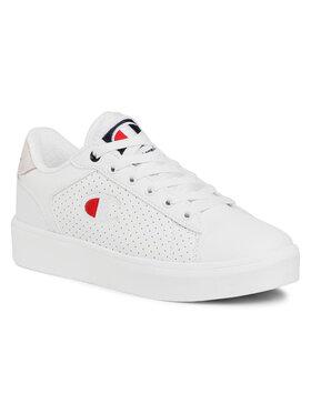 Champion Champion Sneakers La Mesa Women Low S11177-F20-WW001 Bianco