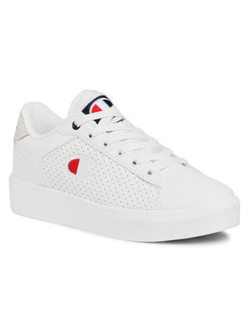 Champion Champion Sneakers La Mesa Women Low S11177-F20-WW001 Blanc