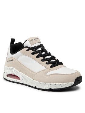 Skechers Skechers Sneakersy Draw 2 232153/WBK Beżowy