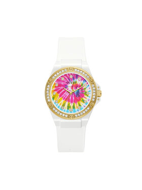 Guess Guess Часовник Hyponotic GW0259L1 Бял