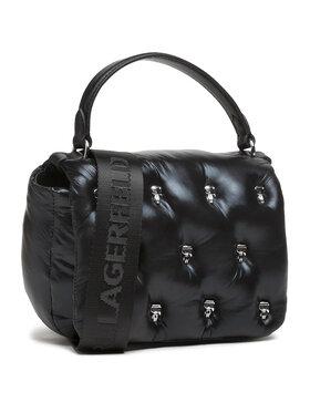 KARL LAGERFELD KARL LAGERFELD Handtasche 210W3099 Schwarz