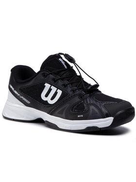 Wilson Wilson Обувки Rush Pro Jr Ql WRS326230 Черен