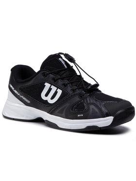 Wilson Wilson Schuhe Rush Pro Jr Ql WRS326230 Schwarz
