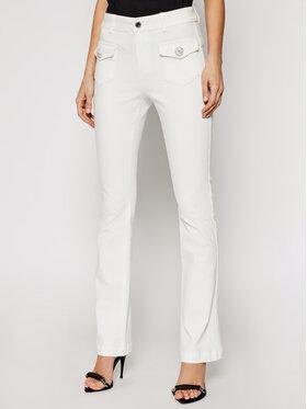 Morgan Morgan Bootcut Jeans 211-PHEONIX Weiß Slim Fit
