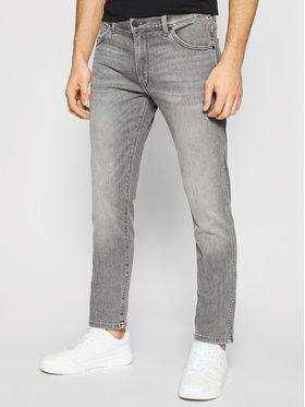 Wrangler Wrangler Jeans Larston W18S2760S Grigio Slim Fit
