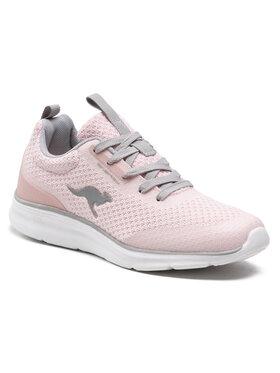 KangaRoos KangaRoos Sneakersy Kj-Dyna 39200 000 6192 Różowy