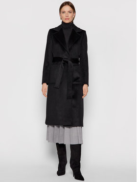MAX&Co. MAX&Co. Manteau d'hiver Runaway 40149721 Noir Regular Fit