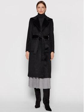 MAX&Co. MAX&Co. Zimný kabát Runaway 40149721 Čierna Regular Fit