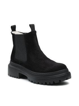 Pollini Pollini Ορειβατικά παπούτσια SA21204H1DTE0000 Μαύρο