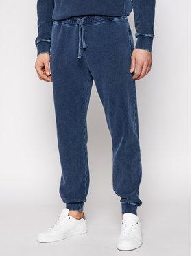 Guess Guess Teplákové kalhoty M1GB51 K9V10 Tmavomodrá Regular Fit