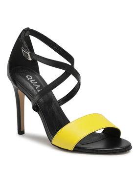 QUAZI QUAZI Sandale QZ-73-06-001040 Crna