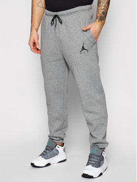 Nike Nike Долнище анцуг Jordan Jumpman Air CK6694 Сив Standard Fit