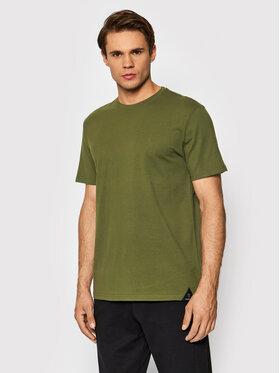 Outhorn Outhorn T-Shirt TSM600 Πράσινο Regular Fit