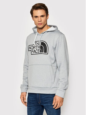 The North Face The North Face Majica dugih rukava Explr NF0A5G9S Siva Regular Fit