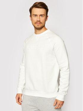 Guess Guess Μπλούζα U1YA02 K9V31 Λευκό Regular Fit