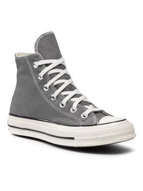 Converse Converse Sneakers aus Stoff Chuck 70 Hi Mason 164946C Grau