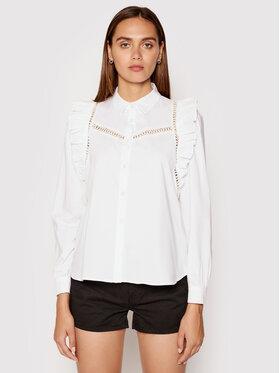 Rinascimento Rinascimento Сорочка CFC0102962003 Білий Regular Fit