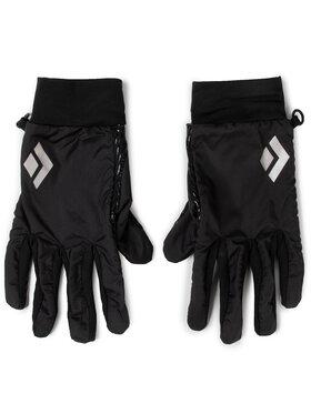 Black Diamond Black Diamond Lyžařské rukavice Mont Blanc Gloves BD801095 Černá