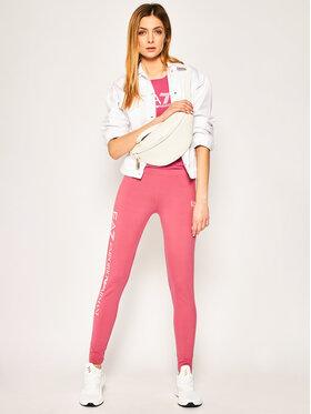 EA7 Emporio Armani EA7 Emporio Armani T-shirt 8NTT63 TJ12Z 1499 Rosa Slim Fit
