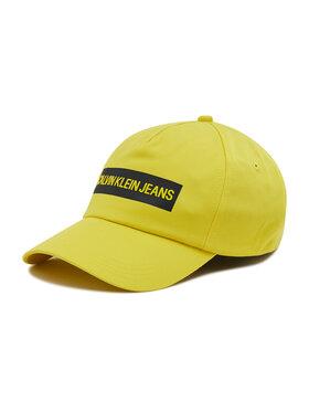 Calvin Klein Jeans Calvin Klein Jeans Kšiltovka K50K507050 Žlutá