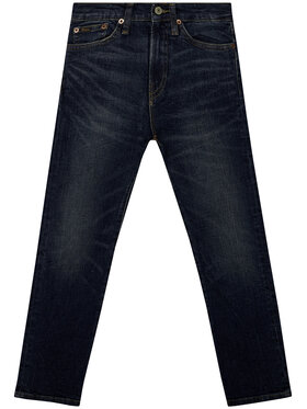 Polo Ralph Lauren Polo Ralph Lauren Džinsai Merick 322784322001 Tamsiai mėlyna Slim Fit