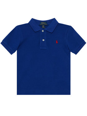 Polo Ralph Lauren Polo Ralph Lauren Polo marškinėliai 321603252026 Tamsiai mėlyna Regular Fit