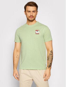Only & Sons ONLY & SONS T-Shirt Mikkel 22019089 Grün Regular Fit