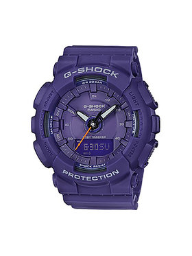 G-Shock G-Shock Часовник GMA-S130VC-2AER Виолетов