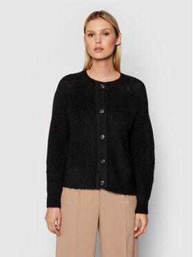 Selected Femme Selected Femme Кардиган Lulu 16074481 Чорний Regular Fit